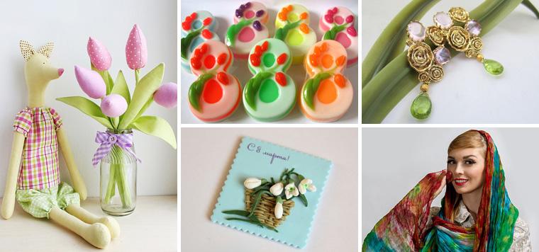 ярмарка мастеров, 8 марта, подарок женщине, подарок девушке, сувениры на 8 марта