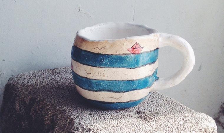 Керамика от Дочери моряка, интервью с Анастасией Морозовой, фото № 1