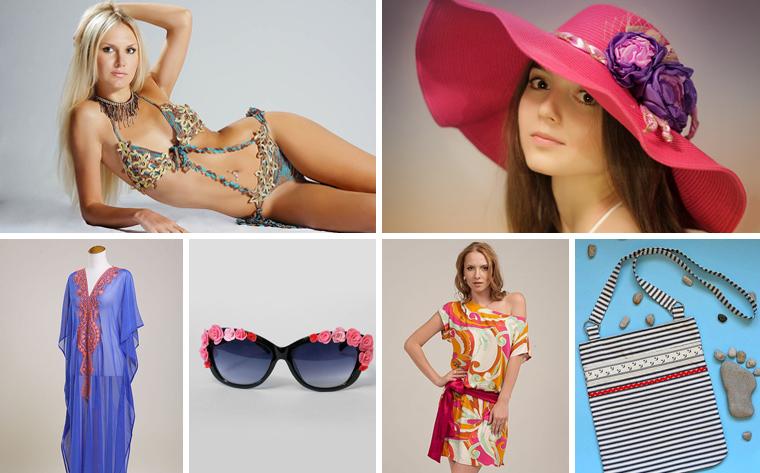 ярмарка мастеров, пляжный сезон, пляжная мода, пляж, купальники, пляжные сумки, парео, одежда для пляжа, летние шляпы