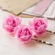 В дымке розовой