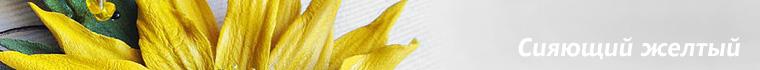 Сияющий желтый