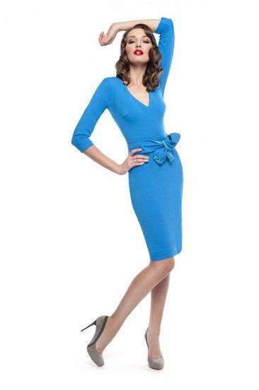 Результаты поиска: голубое летнее платье.