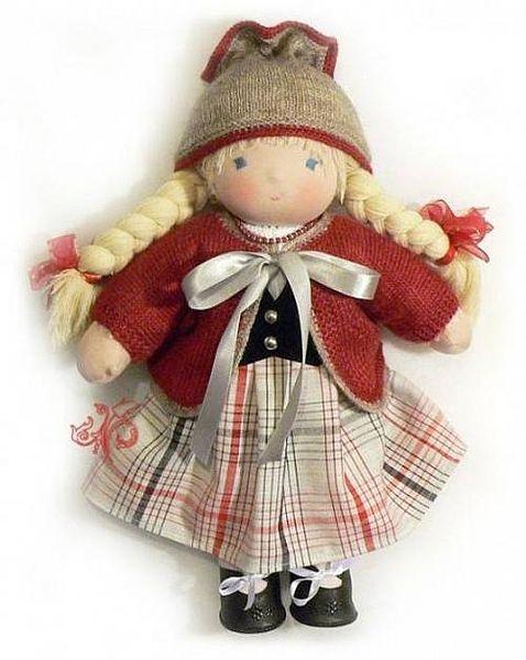 Картинка куклы своими руками