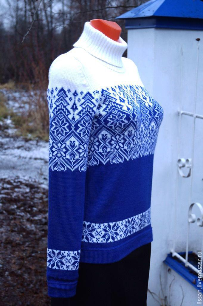Зимние свитера женские с доставкой