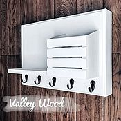 Для дома и интерьера handmade. Livemaster - original item Wall-mounted housekeepers: to hide the panel. Handmade.