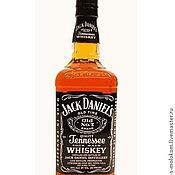 Материалы для творчества handmade. Livemaster - original item Silicone molds for soap Whiskey Jack Daniel`s. Handmade.