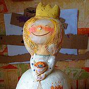 """Для дома и интерьера ручной работы. Ярмарка Мастеров - ручная работа статуэтка """"Принцесса-невеста"""". Handmade."""