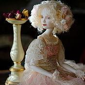 Куклы и игрушки ручной работы. Ярмарка Мастеров - ручная работа Аврора. Шарнирная кукла из фарфора. Handmade.