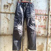 Одежда handmade. Livemaster - original item Motorcycle Pants Textile armoured. Handmade.