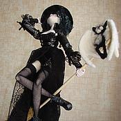 Куклы и игрушки handmade. Livemaster - original item Lady Agbet. Handmade.