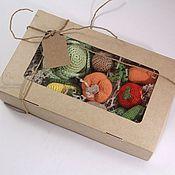 Кукольная еда ручной работы. Ярмарка Мастеров - ручная работа Набор кукольной еды. Handmade.