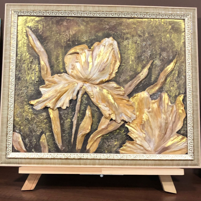 Каменный цветок, Картины цветов, Нижний Новгород, Фото №1