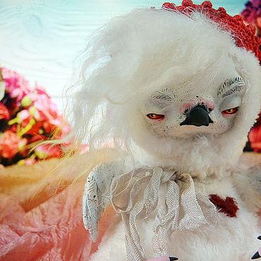 Куклы и игрушки ручной работы. Ярмарка Мастеров - ручная работа Гуля Фи. Handmade.