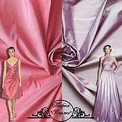 Материалы для творчества handmade. Livemaster - original item Taffeta silk итальянские ткани. Handmade.