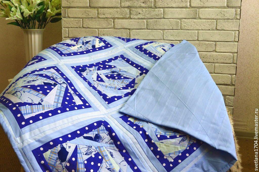 Одеяла в лоскутном шитье