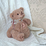 Куклы и игрушки ручной работы. Ярмарка Мастеров - ручная работа Машка малышка. Handmade.