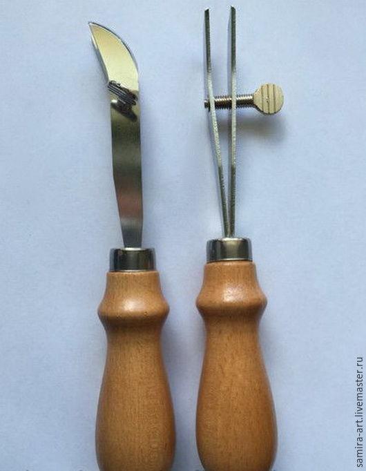 Шитье ручной работы. Ярмарка Мастеров - ручная работа. Купить Разметчик параллельный. Handmade. Инструменты, инструменты для кожи, кожа, инструмент