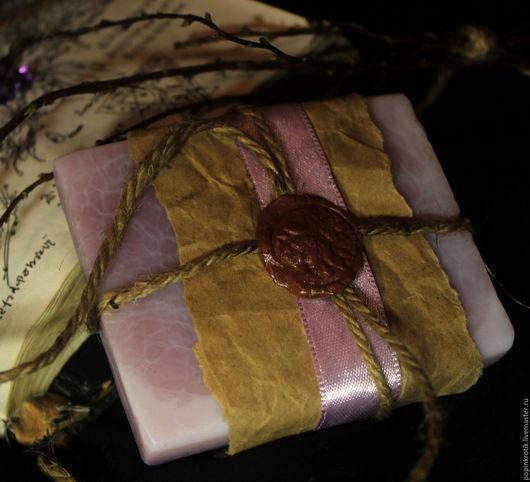 """Мыло ручной работы. Ярмарка Мастеров - ручная работа. Купить Мыло Лавандовое """"Сало Тролля"""" (VII). Handmade. Комбинированный, лаванда"""