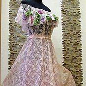 """Одежда ручной работы. Ярмарка Мастеров - ручная работа Авторское платье """"Princess Lace"""". Handmade."""