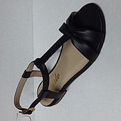 Обувь ручной работы. Ярмарка Мастеров - ручная работа Женский босоножек. Handmade.
