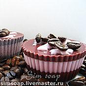 Мыло ручной работы. Ярмарка Мастеров - ручная работа Мыло в форме пирожных. Handmade.