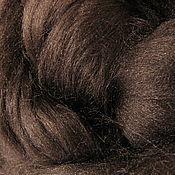 Материалы для творчества ручной работы. Ярмарка Мастеров - ручная работа Шелк Тусса. Цвет Печать (Seal). Handmade.