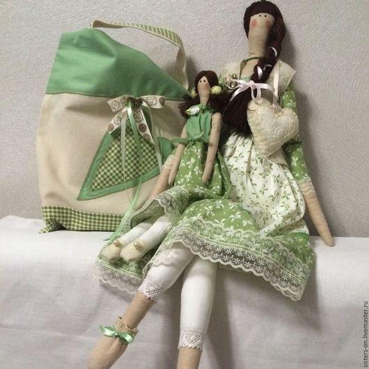 Куклы Тильды ручной работы. Ярмарка Мастеров - ручная работа. Купить Кукла интерьерная. Handmade. Белый, интерьерная кукла
