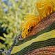 """Текстиль, ковры ручной работы. Ярмарка Мастеров - ручная работа. Купить Коврик """"Медовый"""". Handmade. Коврик, коврик для детской"""