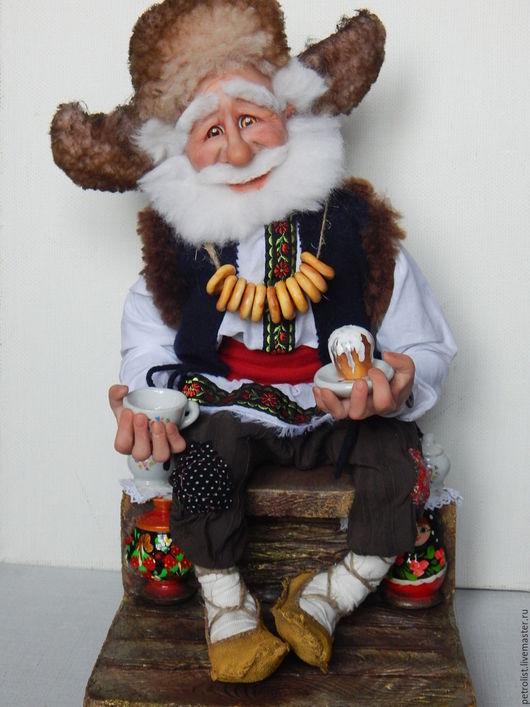 Коллекционные куклы ручной работы. Ярмарка Мастеров - ручная работа. Купить Домовой   для Татьяны. Handmade. Домовой, авторская кукла