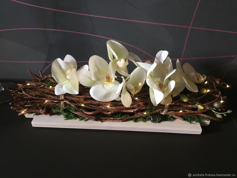 Орхидея, Композиции, Кингисепп,  Фото №1