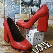 Туфли ручной работы. Ярмарка Мастеров - ручная работа Женская обувь(177). Handmade.