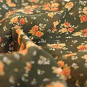 "Материалы для творчества ручной работы. Ярмарка Мастеров - ручная работа Вискоза ""Зеленая"". Цена за отрез.. Handmade."