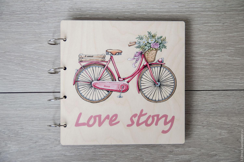 """Фотоальбом """"Love story"""", Фотоальбомы, Москва,  Фото №1"""