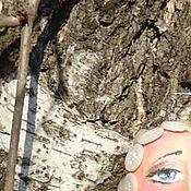 """Куклы и игрушки ручной работы. Ярмарка Мастеров - ручная работа Кукла Дотти  """"Мадам пуговка"""". Handmade."""