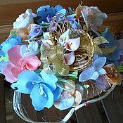 Подарки к праздникам ручной работы. Ярмарка Мастеров - ручная работа Чайное барокко. Handmade.