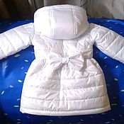 Одежда handmade. Livemaster - original item Jacket for girl. Handmade.