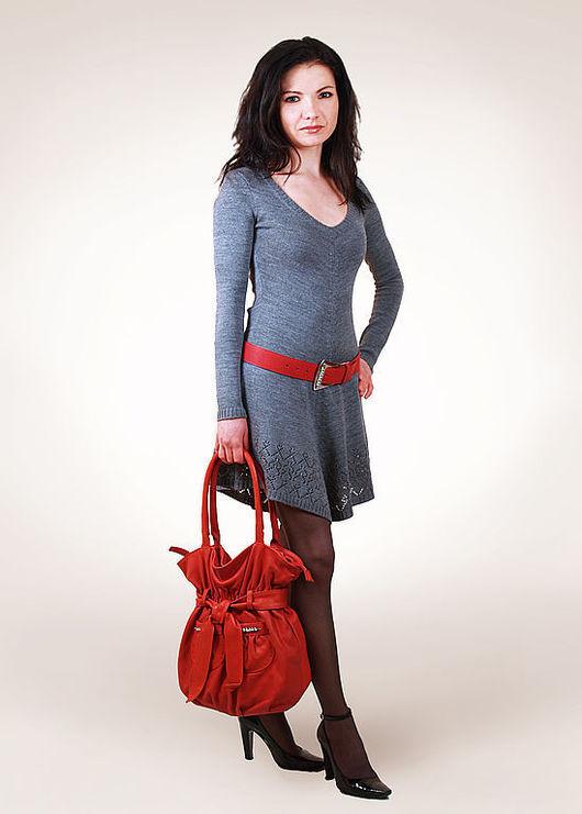 Платья ручной работы. Ярмарка Мастеров - ручная работа. Купить Платье вязаное 4454. Handmade. Платье, летнее платье
