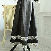 Одежда ручной работы. Ярмарка Мастеров - ручная работа Платье для зимы.. Handmade.
