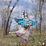 Куклы и игрушки ручной работы. Ярмарка Мастеров - ручная работа Весна и Еся.. Handmade.