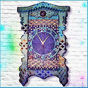 """Для дома и интерьера ручной работы. Ярмарка Мастеров - ручная работа Часы настенные """"Восток"""". Handmade."""