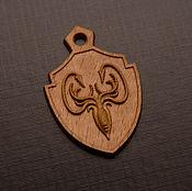 Украшения handmade. Livemaster - original item Emblem House Greyjoy (Game of Thrones). Handmade.