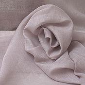 Ткани ручной работы. Ярмарка Мастеров - ручная работа Натуральная льняная вуаль. Handmade.
