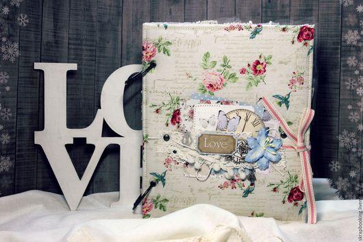 Скрап свадебный или Романтический альбом `LOVE` Мастерская Скрапбукинга Living History