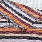 Для дома и интерьера ручной работы. Ярмарка Мастеров - ручная работа Половик ручного ткачества (№ 131). Handmade.