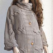 """Одежда ручной работы. Ярмарка Мастеров - ручная работа Пальто """"Нежность"""". Handmade."""