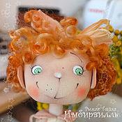 Куклы и игрушки ручной работы. Ярмарка Мастеров - ручная работа Агнешка и Бубочка,сахарные девочки. Жизнь будет только сладкой. Handmade.