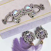 Свадебный салон handmade. Livemaster - original item Wedding accessories: Soutache kit