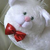 Куклы и игрушки ручной работы. Ярмарка Мастеров - ручная работа Подушка-игрушка Кот персидский. Handmade.