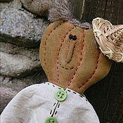 Куклы и игрушки ручной работы. Ярмарка Мастеров - ручная работа Кукла авторская Мистер Pumpkin. Handmade.