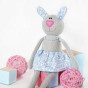 Куклы и игрушки ручной работы. Ярмарка Мастеров - ручная работа Зайка Карамелька. Handmade.